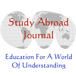 Study Abroad Journal - Consulting Services