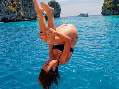 Tourism Phuket Education Abroad Asia - Phi Phi Island Tours