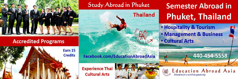 Education Abroad Asia Jantanee Travel Phuket
