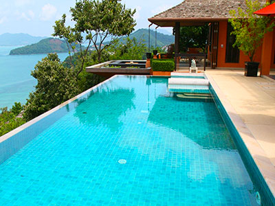 Cape Panwa Resort - Study in Phuket, Thailand