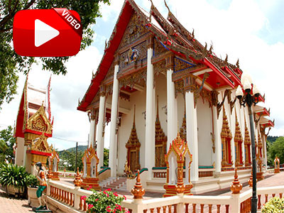 Tourism Phuket - Wat Chalong Phuket Video - Education Abroad Asia