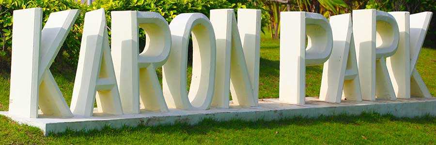 Karon Beach Phuket Park Education Abroad Asia