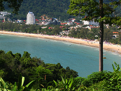 Patong Beach on the Resort Island Phuket - Education Abroad Asia