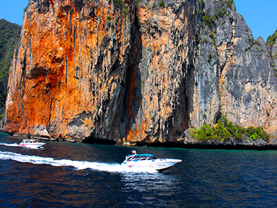 Faculty Led Programs - Marine Tourism - Hospitality and Tourism Phuket - Education Abroad Asia