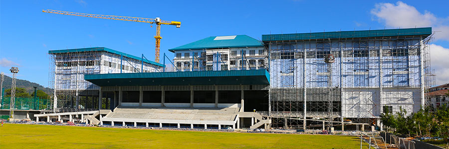 New Phuket Campus Sports Facility – Opening May 2017