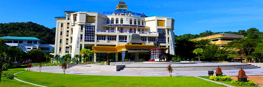 The Prince of Songkla University Education Abroad Asia Phuket
