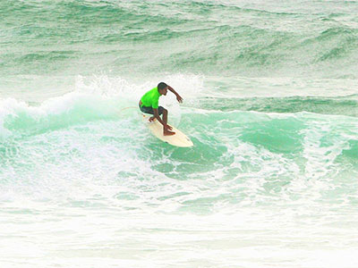 Surfing Kata Beach Phuket