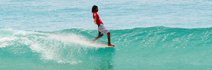 Summer Surf Tourism - Study in Phuket Thailand
