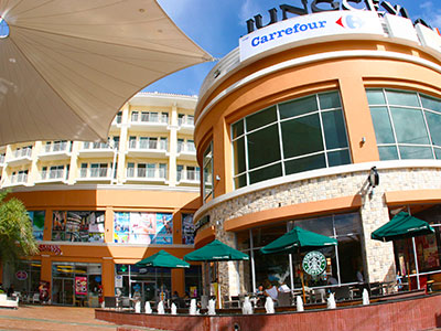 Jungceylon Shopping Center Phuket - Education Abroad Asia