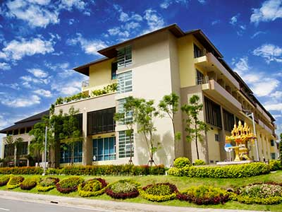 Phuket International Hospital - Education Abroad Asia - Health and Safety