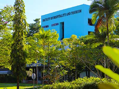 Faculty of Hospitality Tourism Phuket Campus - Education Abroad Asia