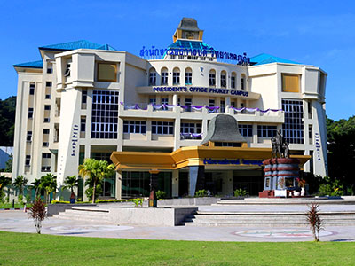 Education Abroad Asia - Generation Study Abroad - Prince of Songkla University, Phuket, Thailand