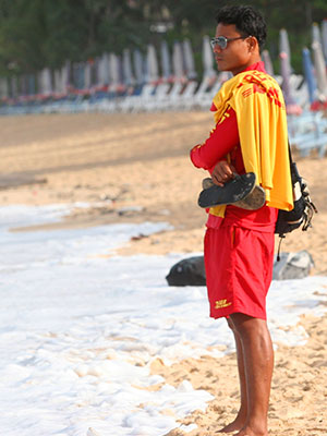 Surfing Friends and Safety in Phuket, Thailand - Education Abroad Asia