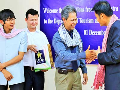 Education Abroad Asia Facebook - National University of Laos - Academic Visit with Pannasastra