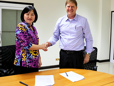 Education Abroad Asia Signs New Contract with the Faculty of Hospitality and Tourism in Phuket