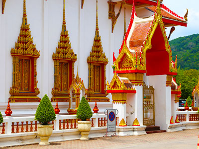Chalong Temple Video - Study in Phuket - Education Abroad Asia