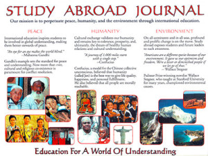 Study Abroad Journal - Education Abroad Asia - University Filmworks