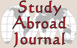 Study Abroad Journal 2003 - Education Abroad Resource
