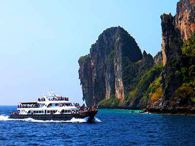 Phi Phi Island Tour Education Abroad Asia