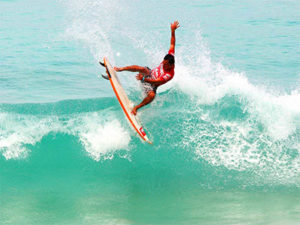Surfing Phuket surf tourism