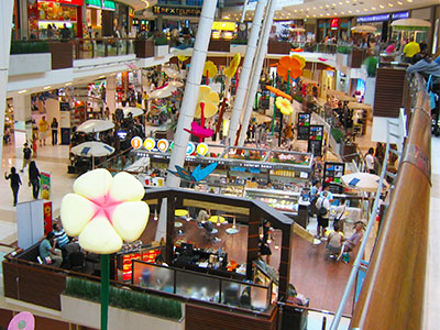 Central Shopping Center Phuket - Education Abroad Asia