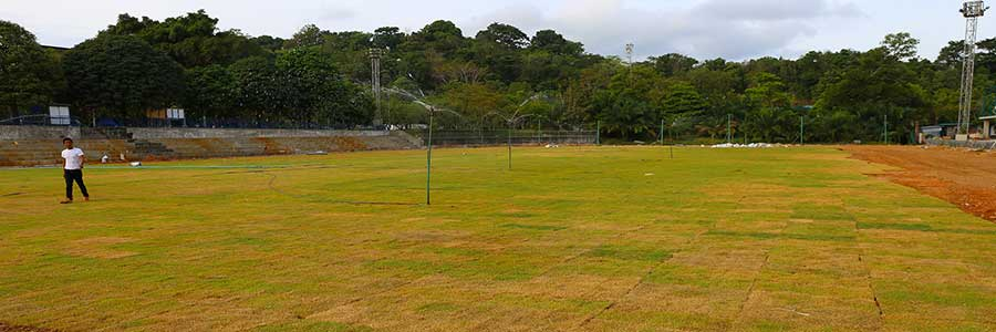 PSU Phuket Campus Soccer Field