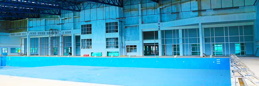 Phuket Campus Sports Facility Pool