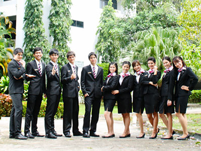 International Student Clothes and Uniforms - Prince of Songkla University - Education Abroad Asia